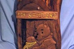 Winnie the pooh love Hunny