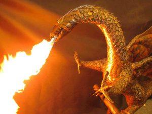 Come dine with me copper dragon