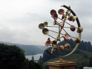 Wind Sculpture Global